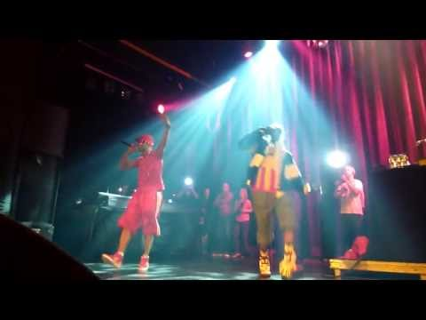 Ultramagnetic mc's @ Amsterdam, Melkweg 2013 (HD)