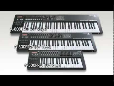 ROLAND A800 PRO TREIBER WINDOWS 10