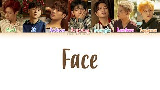 GOT7 - Face LYRICS [COLOR CODED HAN|ROM|ENG] MP3