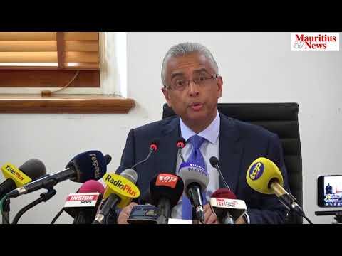Mauritius News: Affaire Gurib Fakim: Pravind Jugnauth monte au créneau