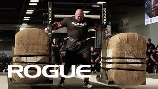 2017 Arnold Strongman Classic — The Super Yoke / 4K