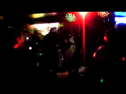 Michigan & Smiley @ Pisces Party, Chicago Bar, Tucson AZ 3-17-2013