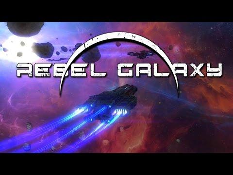 Let's Play Rebel Galaxy - 15 - Brick Wall Meet Head, Head Meet Brick Wall!