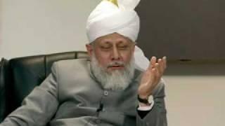 Gulshan-e-Waqfe Nau (Atfal) Class: 3rd January 2010 - Part 4 (Urdu)