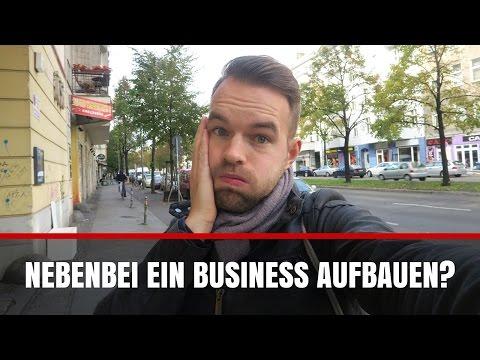 TS182 - Wie baue ich neben Job / Uni ein Business auf? I BERLIN