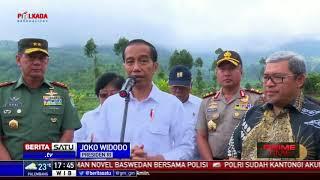 Download Jokowi Lakukan Penanaman 1000 Pohon di Hulu Sungai Citarum