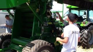 Wystawa maszyn rolniczych Ludźmierz 2015
