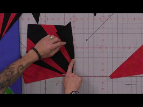 REPLAY: Using Black Fabric in your Quilts with Rob Appell of Man Sewing