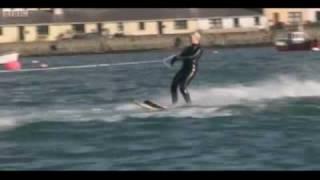 Sport Relief Water Ski Challenge w/Christine Bleakley - Part 4