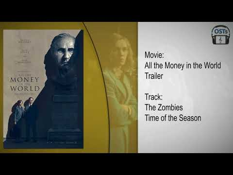 All the Money in the World | Soundtrack | The Zombies - Time of the Season