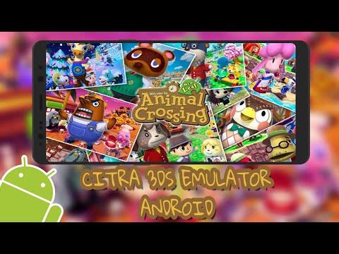 Animal Crossing New Leaf | Citra Emulator Android (MMJ) 2020