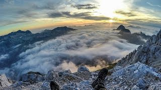 Bivacco Luca Vuerich (GoPro 4 + Phantom 3 Pro)