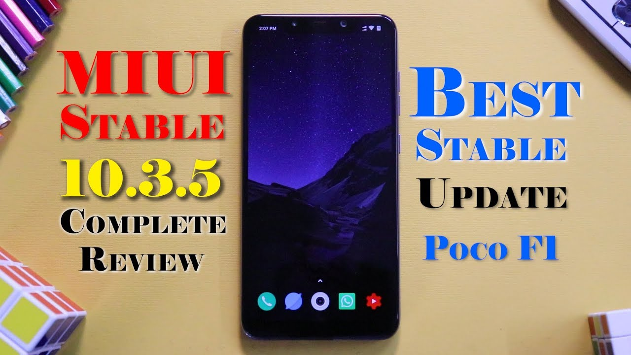 MIUI 10.3.5 Stable Complete Review | Game Turbo | Touch Fixed | Latest Features | Smartphone2torials