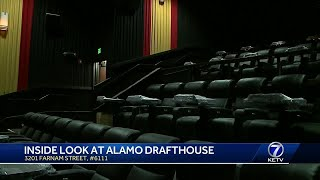 An inside look at the Alamo Drafthouse Cinema in Midtown