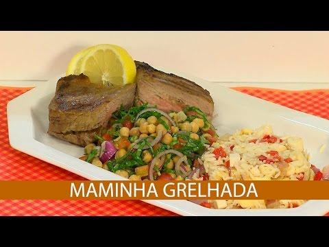 MAMINHA GRELHADA