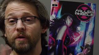 Marvel Comics Review: Fallen Angels #1