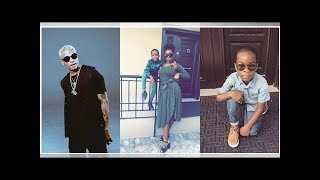Wizkid's first babymama Oluwanishola opens a can of worms about singer, calls him 'social media f...