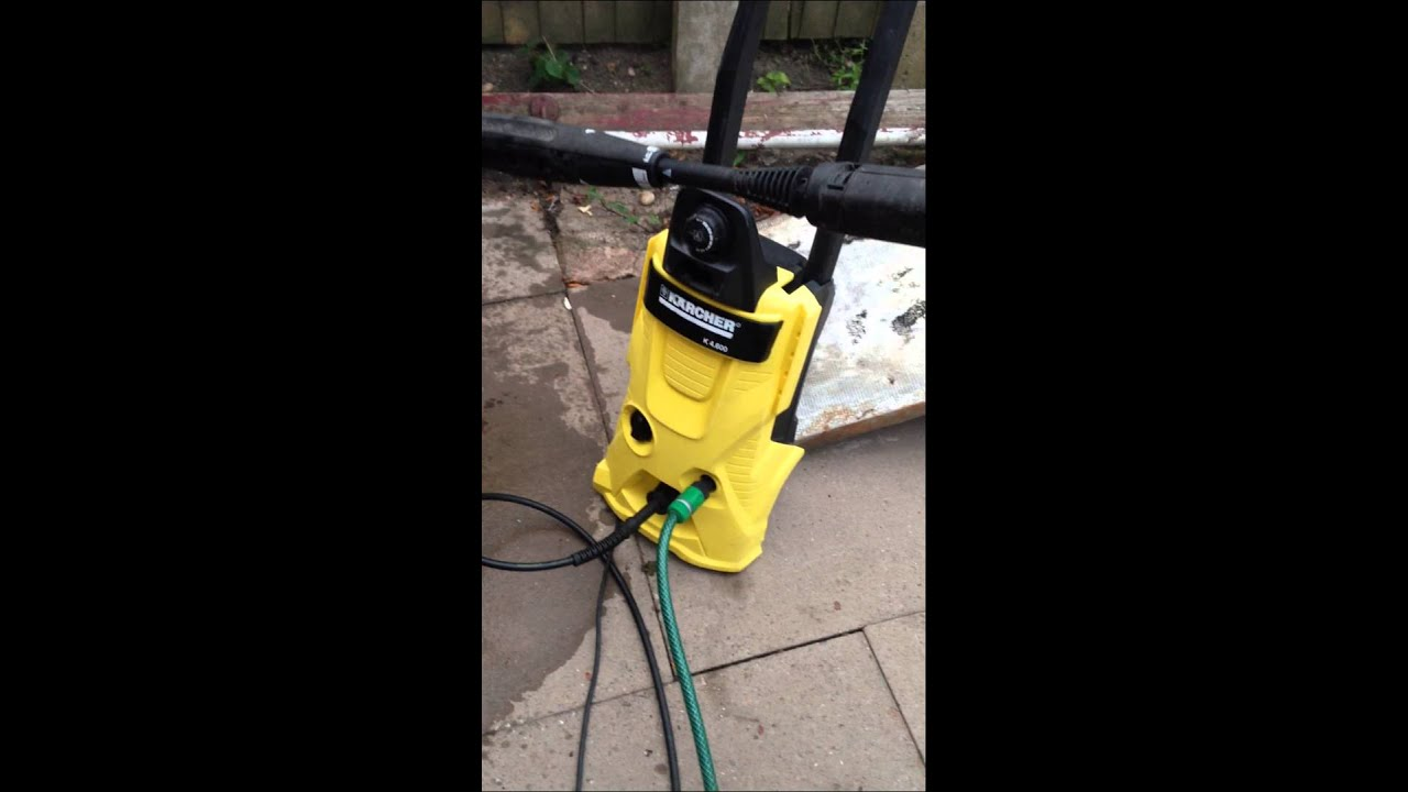 Karcher working youtube - Karcher k4 600 ...