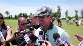 Drew Brees on new faces, the schedule, and trade rumors: video