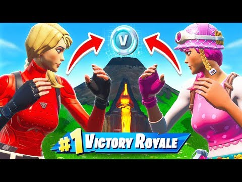 First to FINISH WINS 10,000 VBUCKS! *NEW* Game Mode in Fortnite Battle Royale