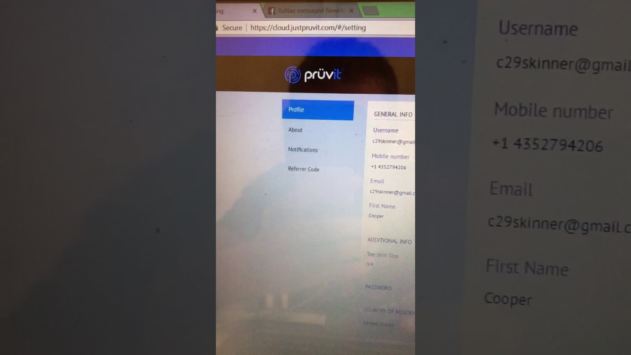 How to Set Up a Referral Code with Pruvit