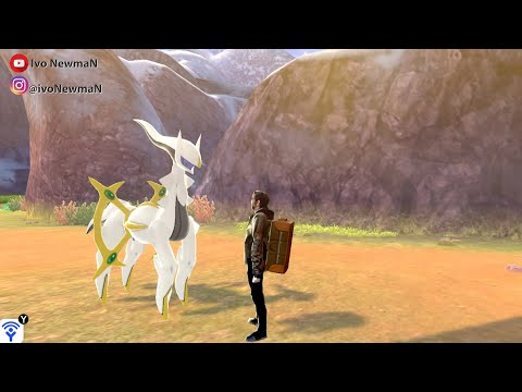 Pokemon Ultra Sun And Moon How To Catch Arceus No Cheats