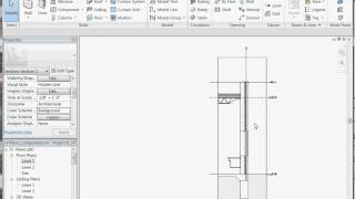 Easy Revit (2011) - 25.1 - Sections And Details (part 1)