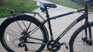 Schwinn 700c Central Commuter Hybrid Bike Review