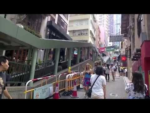 Made in Hong Kong: The Mid-Levels of Soho