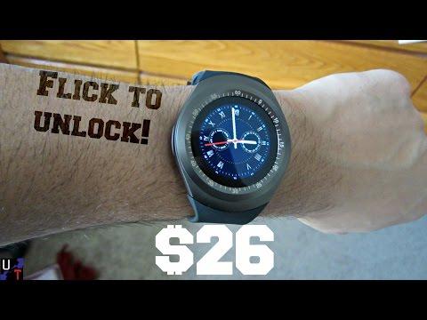 Y1 Bluetooth Smartwatch Overview! (Now Under $10!)