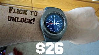 Y1 Bluetooth Smartwatch Overview! (Now Under $15!)