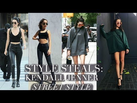 KENDALL JENNER STREET STYLE // GET THE LOOK! ft. Hailey Sani