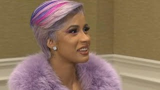 Baixar Cardi B Dishes on the Super Bowl, the State of the Union and More! (Full Interview)