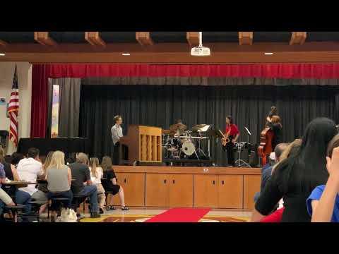 Kastner Intermediate Jazz Quartet: Blue Rondo a la Turk