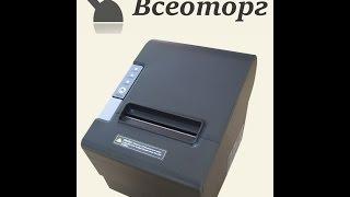 видео Всеоторг | Купить Sewoo LK-P12SW (Wi-Fi, USB, Serial)