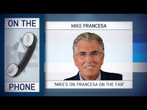 Mike Francesa of WFAN NY Talks Ben McAdoo Benching Eli Manning For Geno Smith - 11/29/17