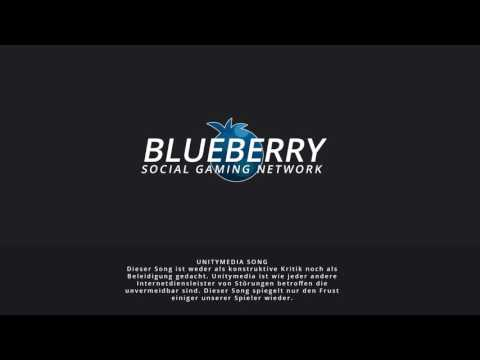 Unitymedia Song by Blueberry Gaming (Gamer Song)