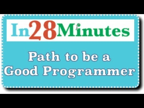 How to become a good programmer?