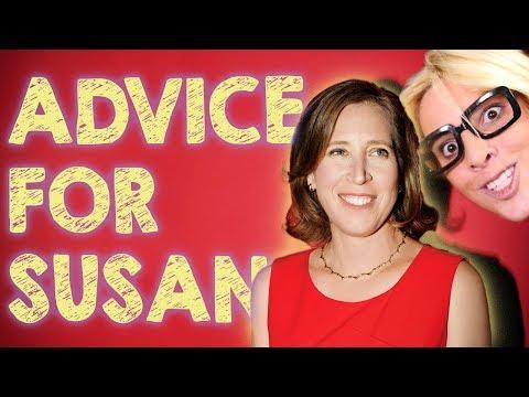 Vine 'Comedians' teach Youtube CEO Susan Wojcicki how to be a Youtuber!