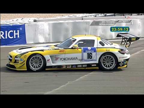 24h Nürburgring 2012 - 08 Der Start