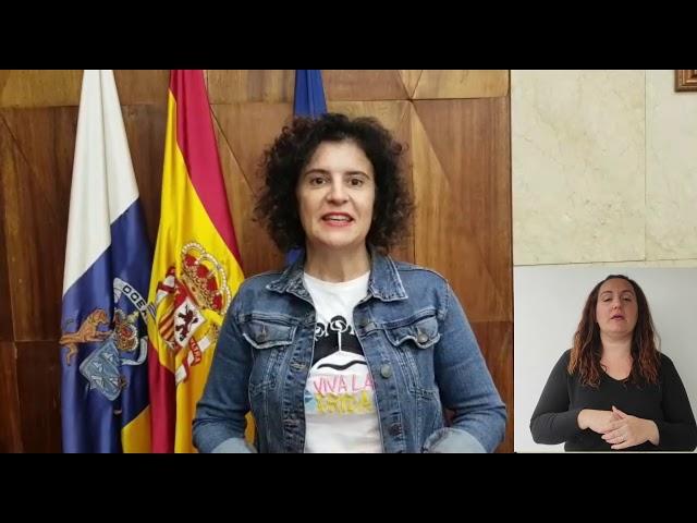 La consejera de Cultura nos comenta la aprobación de las subvenciones a las bibliotecas municipales