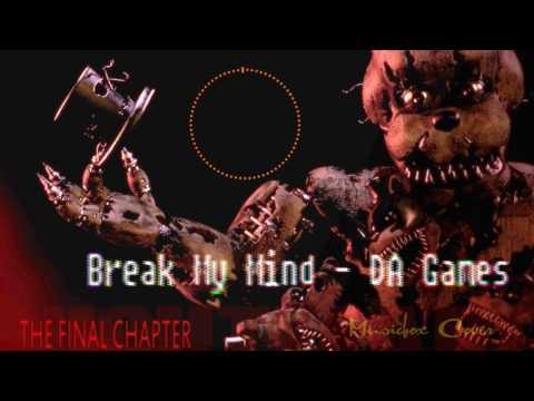 [Music box Cover] Break My Mind - DA Games (FIVE NIGHTS AT FREDDY'S 4)