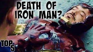 Top 5 Avengers Infinity War Shocking Facts