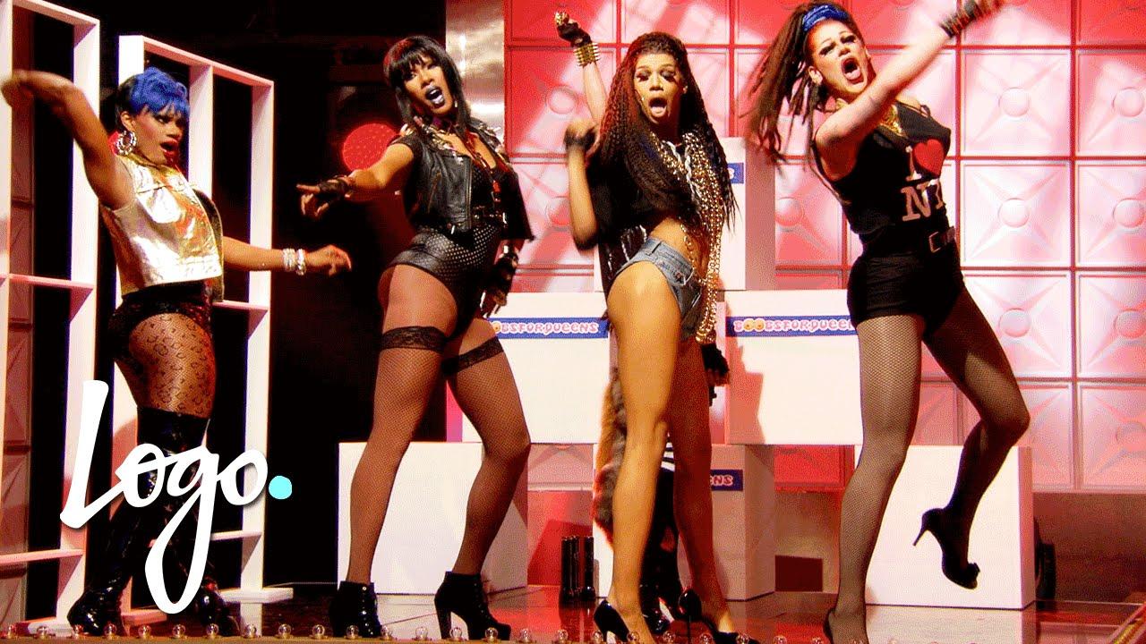Download RuPaul's Drag Race (Season 8 Ep.2) | 'Bitch Perfect' Drag-Appella Sing Off!! | Logo