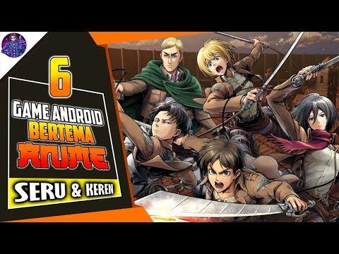 6 Game Android Bertema Anime Terbaik Yang Seru Dan Keren