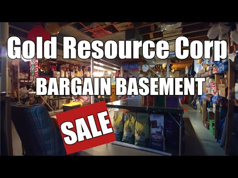 Gold Resource Corporation  - Deep Value Opportunity?