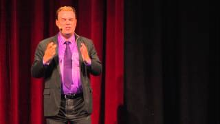 How to start a political movement: Rick Falkvinge at TEDxFlanders
