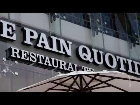 Le Pain Quotidien Pilares
