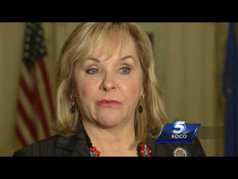 Gov. Mary Fallin: Our prayers go out to Officer Justin Terney and his family