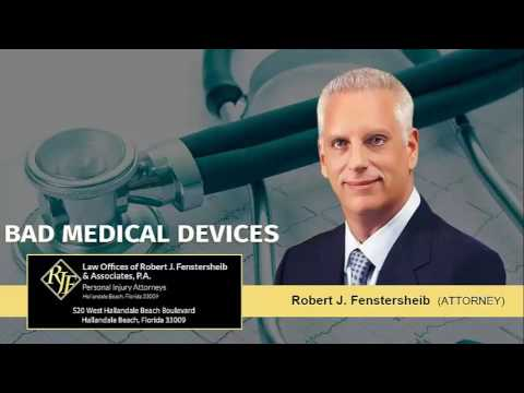 How Can Faulty Medical Devices Be Prevented From Reaching The Public? | (800) 835-5762